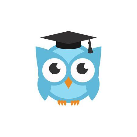 owl: Owl   Template Stock Photo