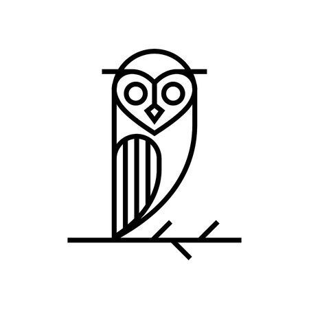 Owl Template Stock Photo Picture And Royalty Free Image Image