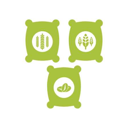 agriculture symbol: Agriculture Template Stock Photo
