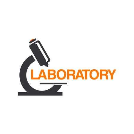 laboratory: Laboratory Template Stock Photo