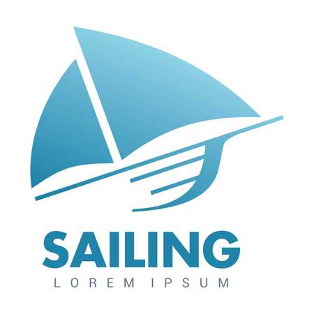 prop: Boat Logo Template
