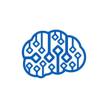 head wise: Brain Template