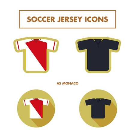 jersey: Soccer Jersey Icon Football Club