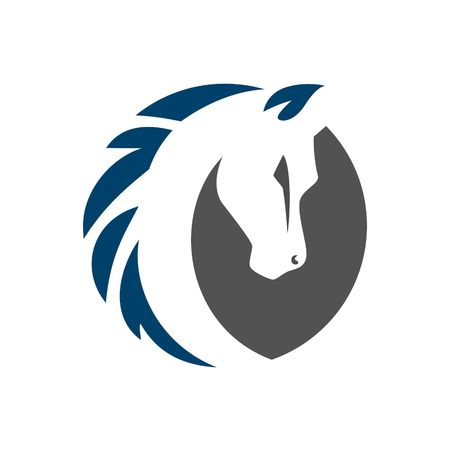Paard Logo Template