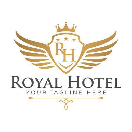 Hotel Logo Template