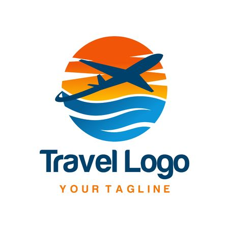 Template Travel logo