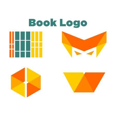 book logo: Book Logo Template