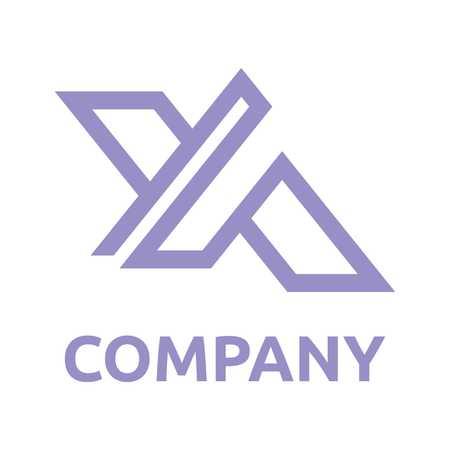 paradox: Geometric Logo Template