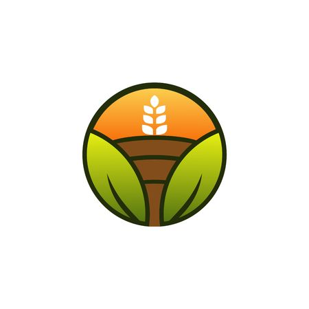 gree: Farm Gree Vector Template