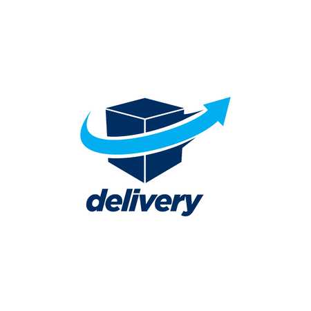 fast service: Delivery  Template