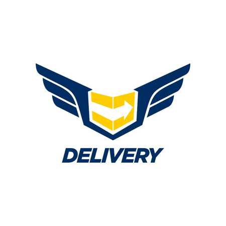 courier: Delivery  Template