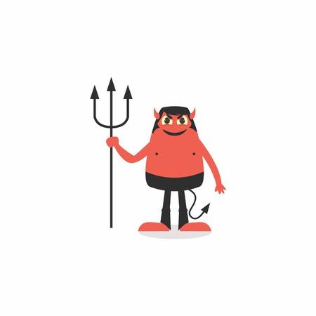 severed: Halloween Cartoon Character Vector Template