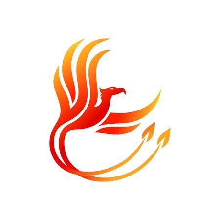 Abstarct ラインのロゴのテンプレート