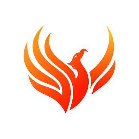 Abstarct lijn Logo template Stockfoto