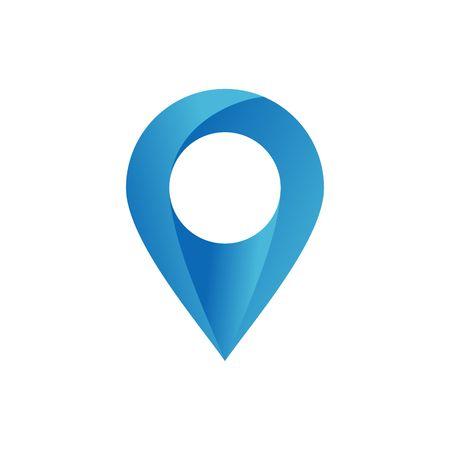 logo vector: Geo Location logo vector template
