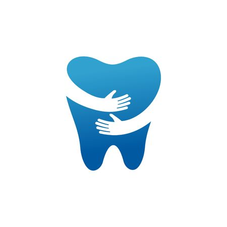 medizin logo: Zahnarzt Vector Template