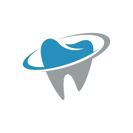 Dentist Vector Template 版權商用圖片