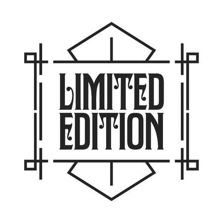 special edition: Limited Edition Logo
