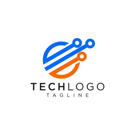 Technology , computer and data related business, hi-tech and innovative