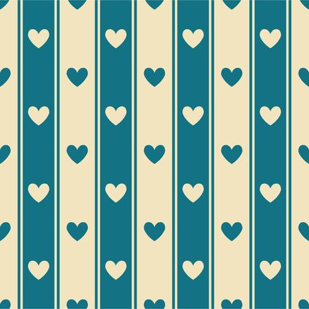 repeate: Love Seamless pattern vector template
