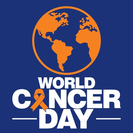 cancer patient: World cancer day template