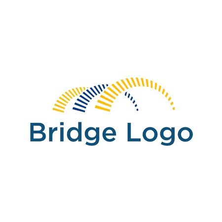 Bridge Building Template Logo