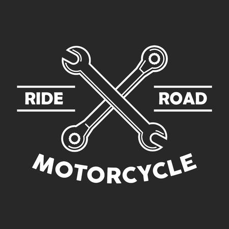 Motorfiets logo