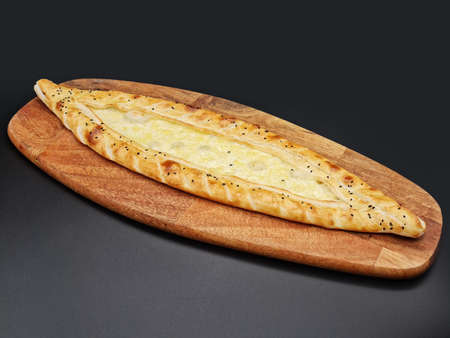 Pide mit Käse, Cheese Pide, Turkish pizza