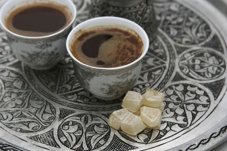 Turkish Coffee Stock Photo - 5317522