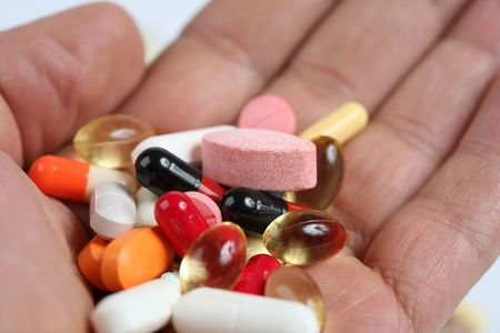 vitamin pill photo