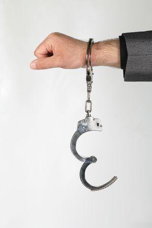 handcuffs Stock Photo - 5503530
