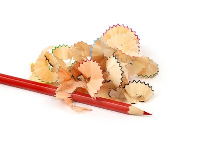 pencil background Stock Photo - 5503218