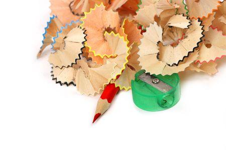pencil background Stock Photo - 5503145