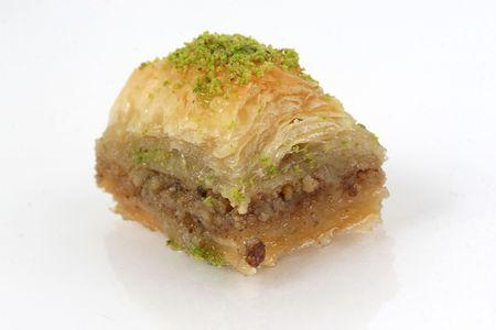 baklawa: dessert baklava