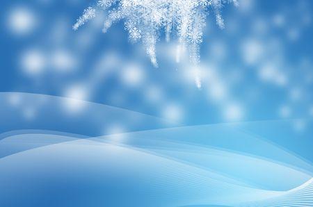 winter background Stock Photo - 6481499