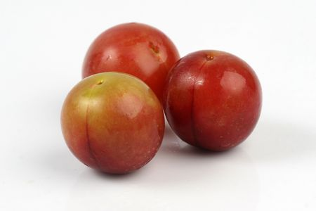 plum background photo