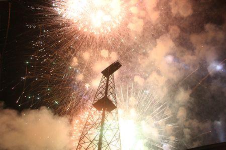 fireworks Stock Photo - 6492630
