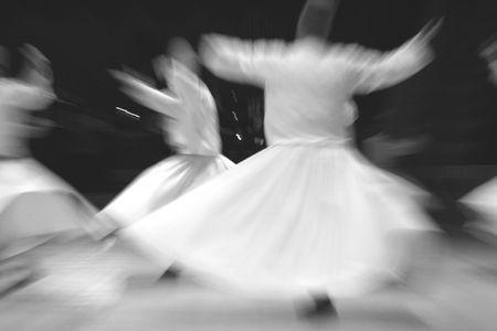 dancer dervis photo