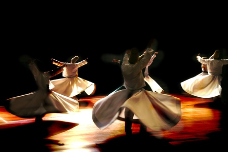 dervishes dancer photo