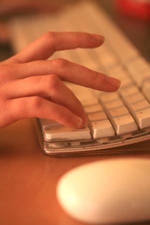 keyboard background Stock Photo - 8561999