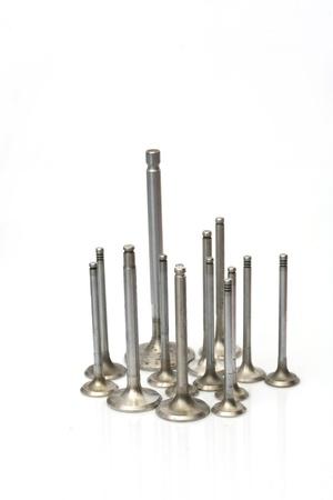 spare: Engine spare parts valve view