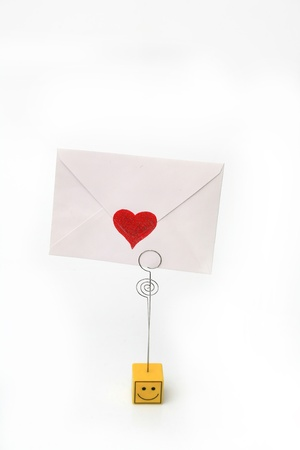 emotional heart design crafted Valentine's Day Stock Photo - 8933550