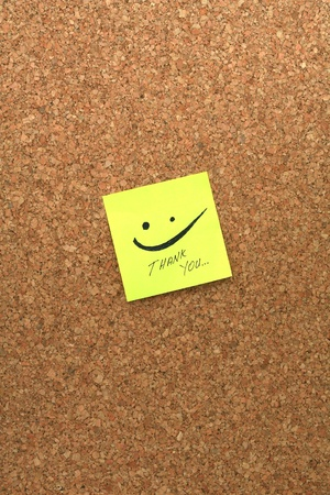 An empty cork bulletin or message board Stock Photo - 8941178