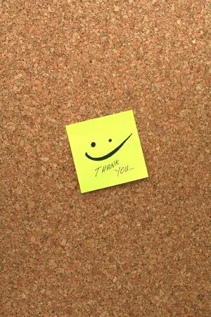 An empty cork bulletin or message board Stock Photo - 8941178