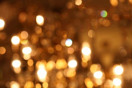 chandelier background: elegant crystal chandelier blur background