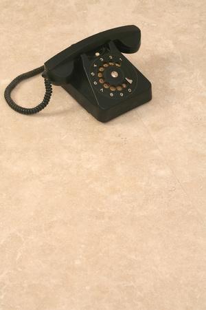antique marble blocks on the phone image photo