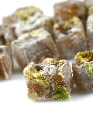 Anatolia and Turkish delight desserts specific