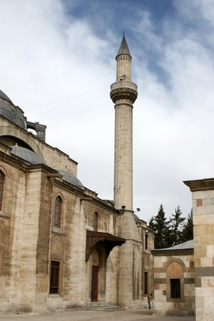 Selimiye mosque in Konya Turkey  photo