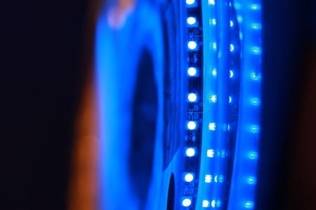 creates: Led technology creates color images