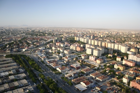 selcuklu: city konya Stock Photo